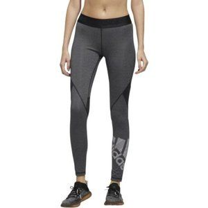Adidas BNWT ASK L BOS T Size Large gray tights